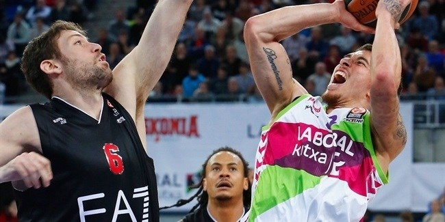 Top 16 Round 5 report: Strong start fuels Laboral's rout of Milan