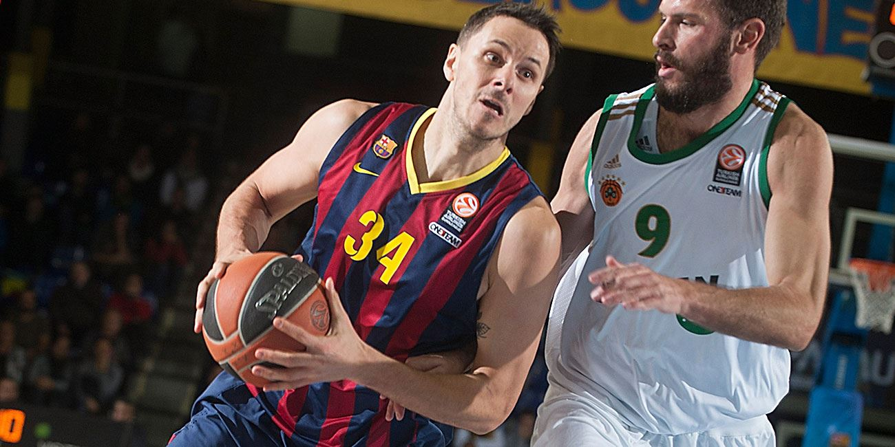 Focus On: Bostjan Nachbar, FC Barcelona