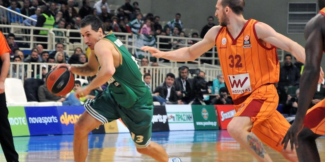 Top 16 Round 5 report: Six score in double figures as Panathinaikos routs Galatasaray