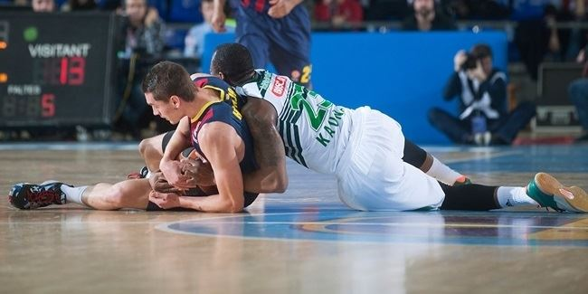 Top 16 Round 5 report: Barcelona still perfect at home in Top 16 after beating Zalgiris