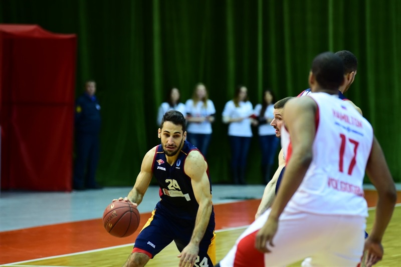 Rok Stipcevic - Virtus Rome - EC14 (photo Krasny Oktyabr)
