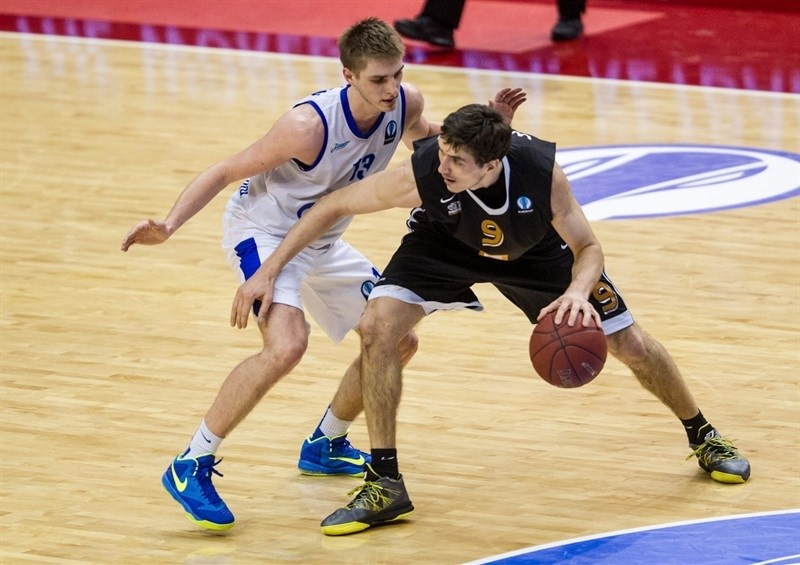 Jiri Welsch - CEZ Basketball Nymburk - EC14 (photo Zenit)