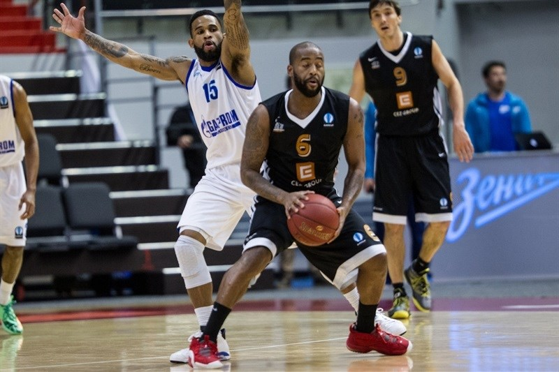 Darius Washington - CEZ Basketball Nymburk - EC14 (photo Zenit)