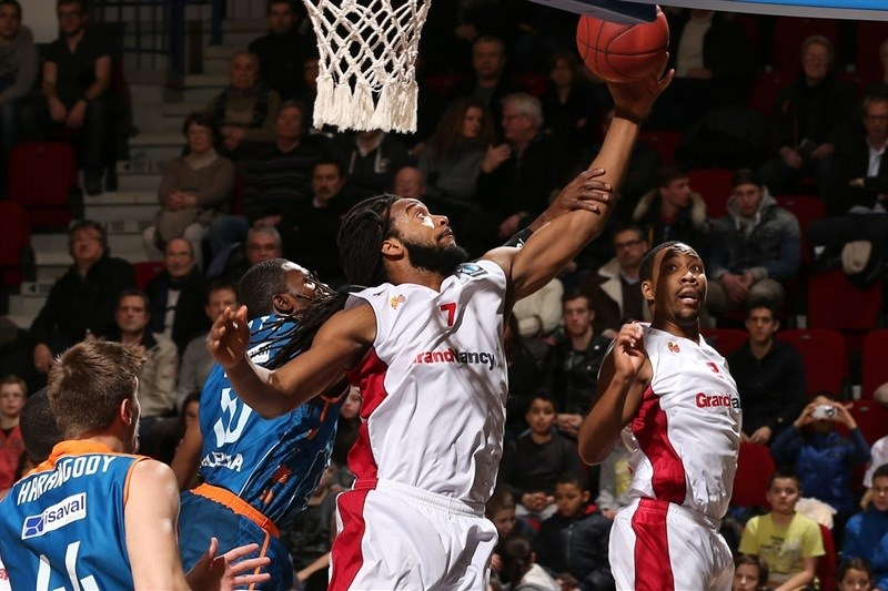 Randal Falker - SLUC Nancy - EC14 (photo Gillaume Ramon - SLUC Nancy)