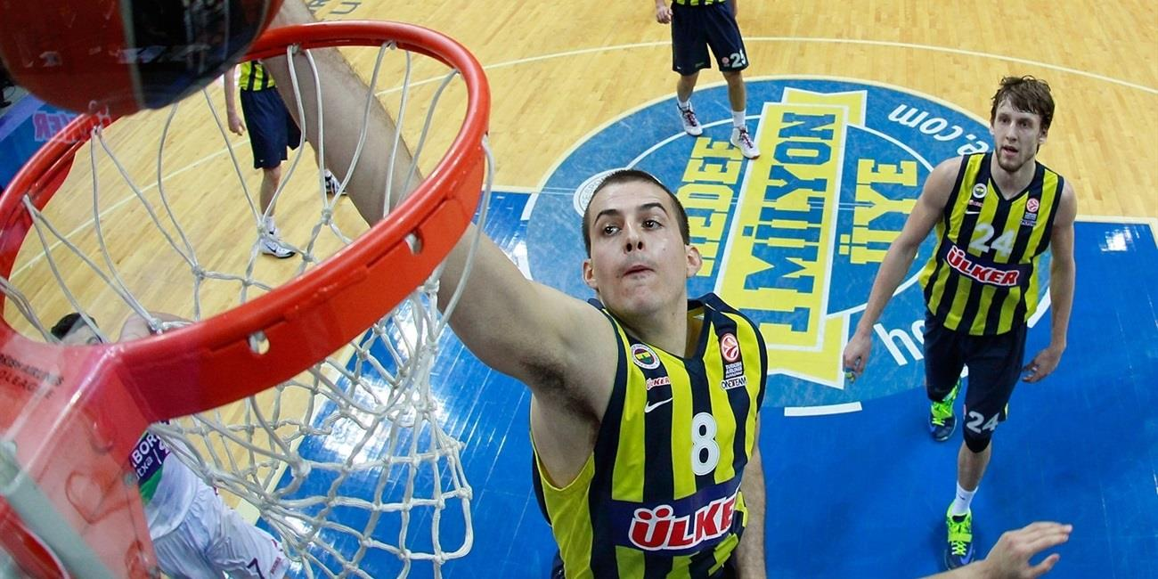 Top 16 Round 6 report: Bjelica shines for Fenerbahce Ulker in tough win over Laboral