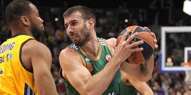 Top 16 Round 6 report: Panathinaikos second-half rally stops ALBA in Berlin