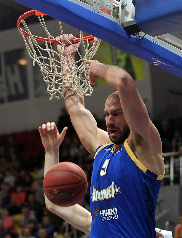 James Augustine - Khimki Moscow Region - EC14 (photo Khimki - Nikolay Kondakov)