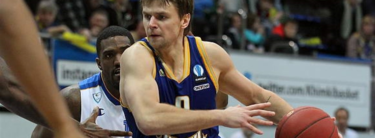 Inside the eighthfinals: Khimki Moscow Region – Zenit St. Petersburg