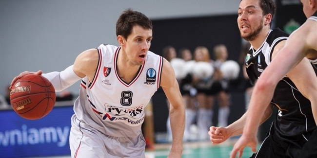 Lietkabelis brings home two-time EuroCup champ Lukauskis