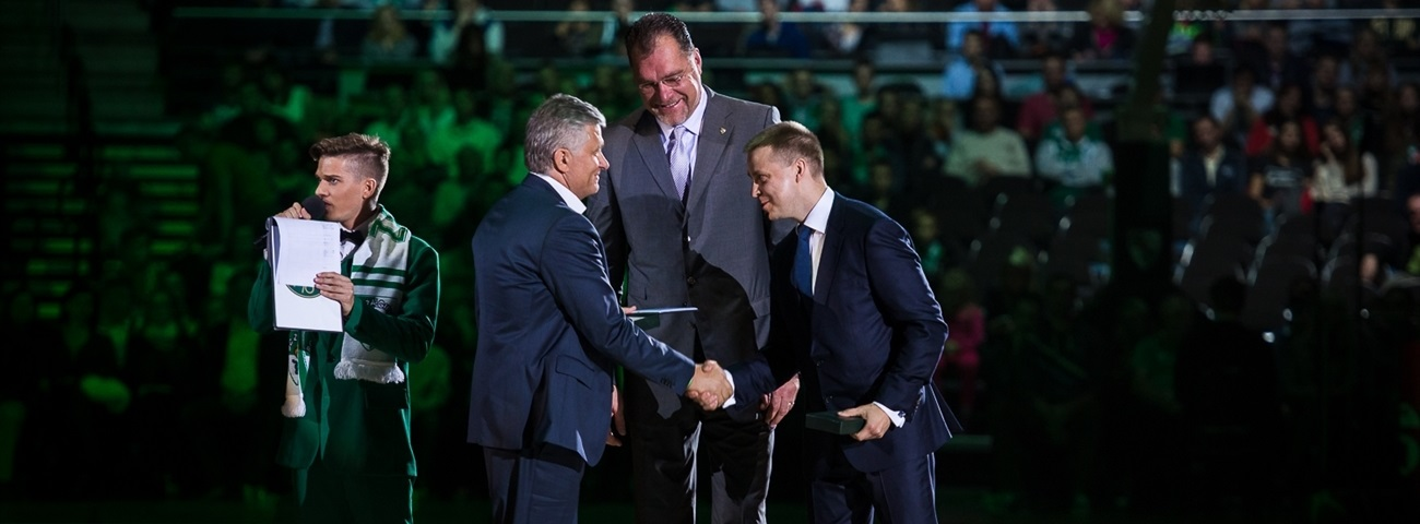 Former GM Rutkauskas returns to Zalgiris