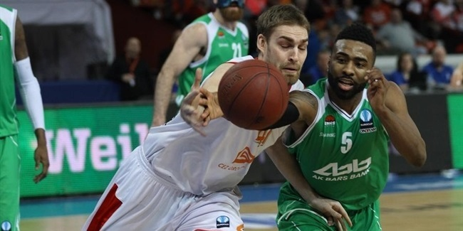 Inside the semifinals: Unics Kazan vs Herbalife Gran Canaria Las Palmas