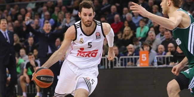 Top 16 Round 7 report: Rudy leads Real Madrid to victory at Zalgiris