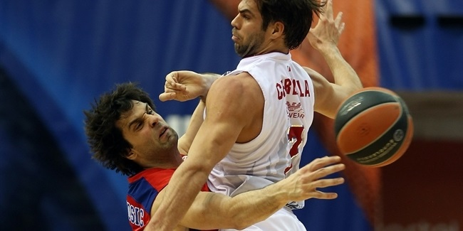 Top 16 Round 7 report: De Colo, Teodosic carry CSKA Moscow past EA7 Milan