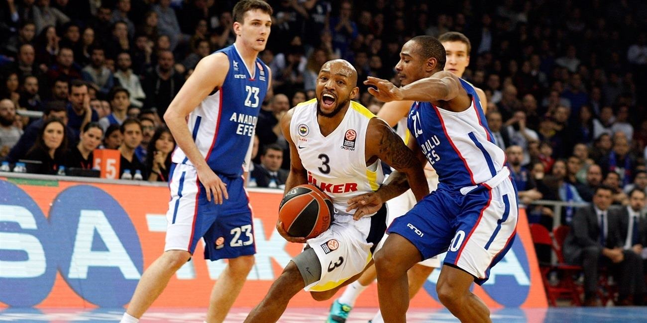 Top 16 Round 7 report: Fenerbahce Ulker seizes Istanbul derby in final 30 seconds