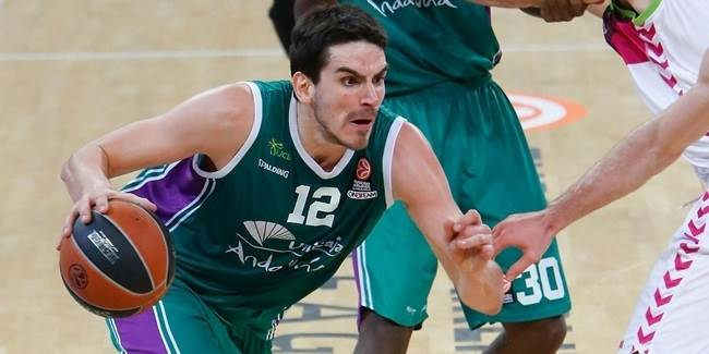 Unicaja extends Suarez for two more seasons