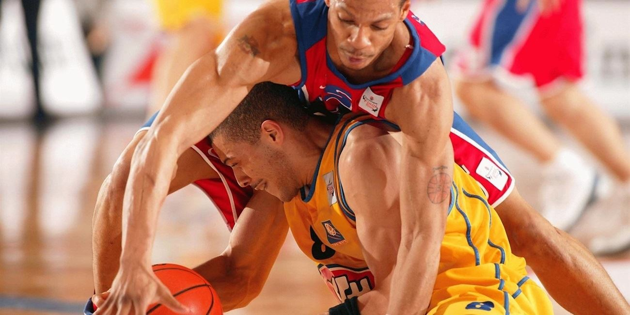 Anthony Parker - Maccabi Elite - Final Four 204 - EB03