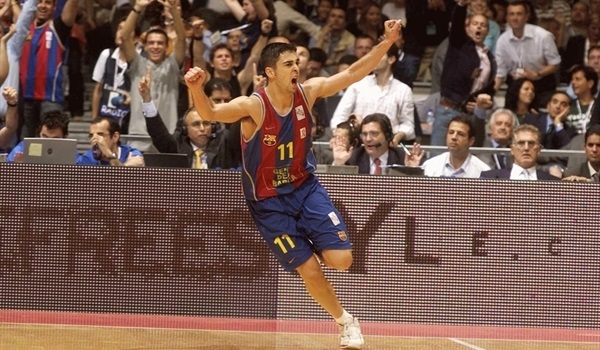 Juan Carlos Navarro, Euroleague Basketball Legend, leaves the stage
