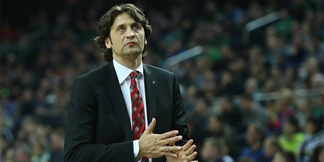 Lietuvos Rytas names Nicola as new head coach