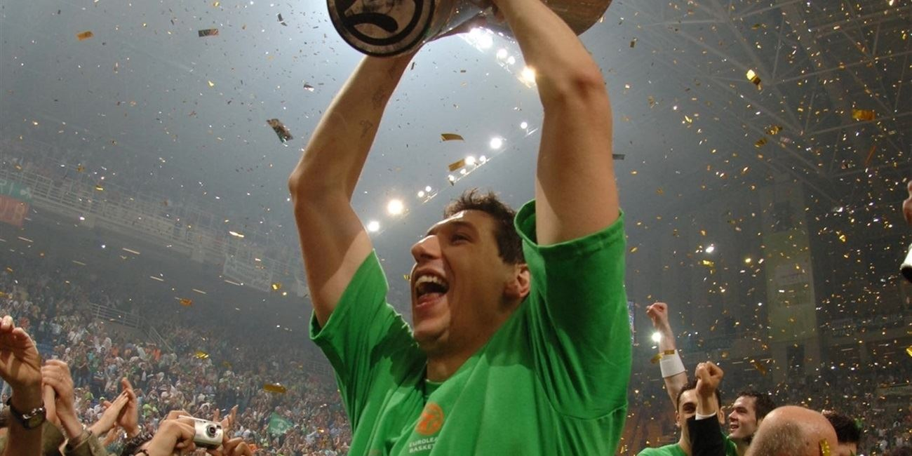Final Four MVP, Dimitris Diamantidis, Panathinaikos
