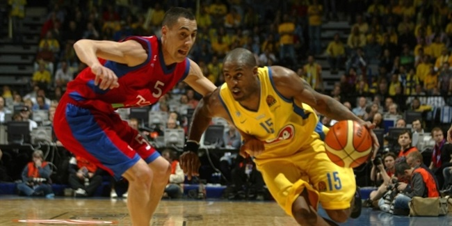 On This Day, 2006: Maccabi, CSKA advance to championship game