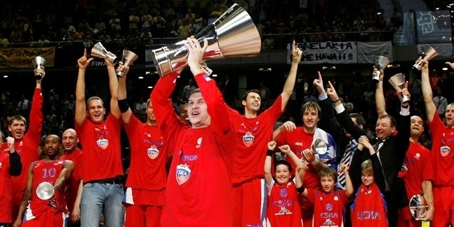 Euroleague winner will be second in continental cups