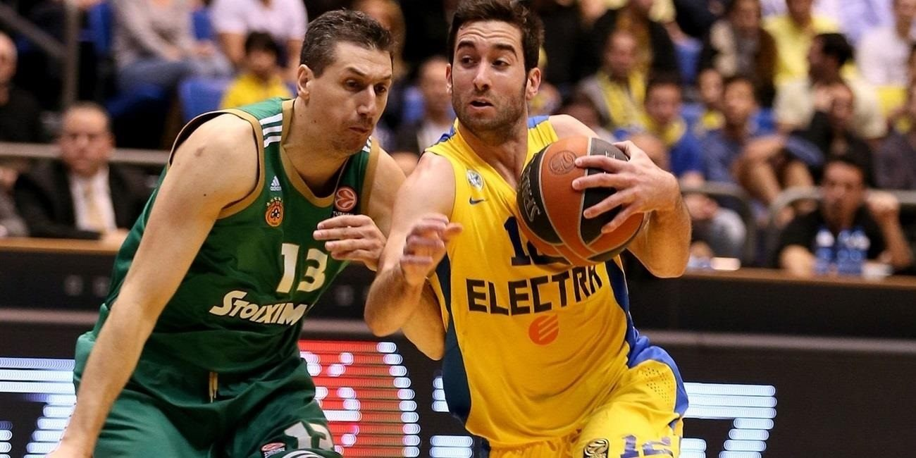Top 16 Round 8 report: Maccabi Electra outlasts Panathinaikos