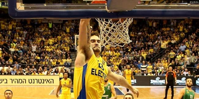 Maccabi FOX, Alexander get together again