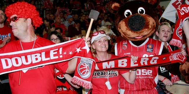 The Club Scene: Brose Baskets Bamberg