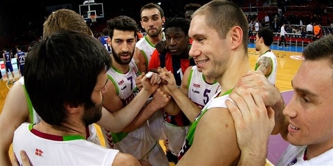 Top 16 Round 8 report: Laboral Kutxa downs Anadolu Efes for its first road win