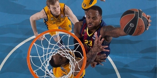 Top 16 Round 8 report: FC Barcelona downs ALBA Berlin in OT