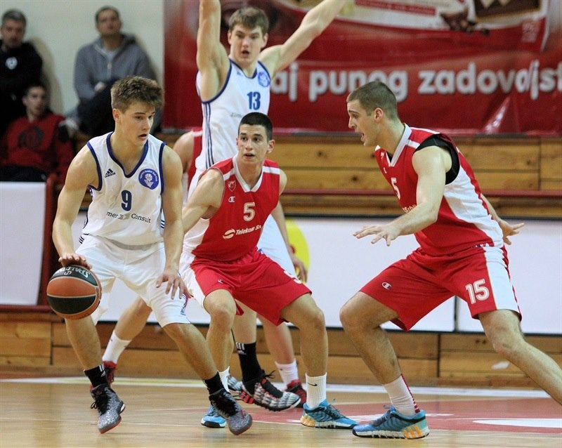 August Haas - U18 Vaerlose BBK - ANGT Belgrade 2015 - JT14  (photo Dragosla Zarkovic)