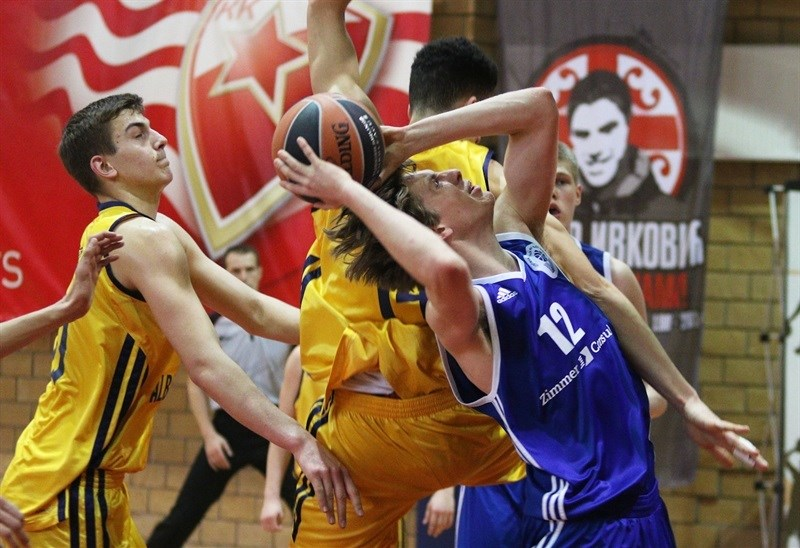 Gustav Thestrup - U18 Vaerlose BBK - ANGT Belgrade 2015 - JT14  (photo Dragosla Zarkovic)