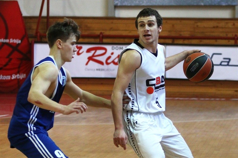 Jon Peña - U18 Canarias Basketball Academy - ANGT Belgrade 2015 - JT14  (photo Dragosla Zarkovic)