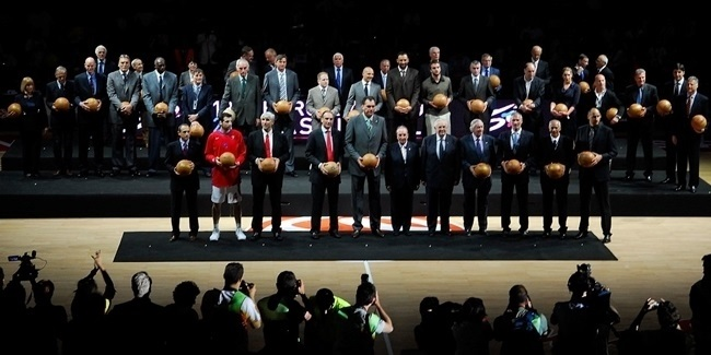 50 Years legends partake in Final Four activities