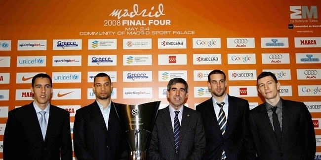 Official Opening Press Conference comments: Jordi Bertomeu, Euroleague Basketball CEO