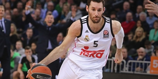 bwin MVP for February: Rudy Fernandez, Real Madrid