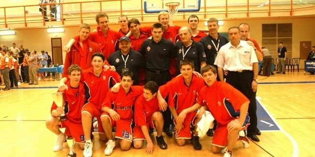 International Junior Tournament, CSKA Champ!