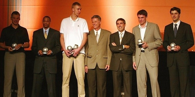 2003-04 All-Euroleague team announced!