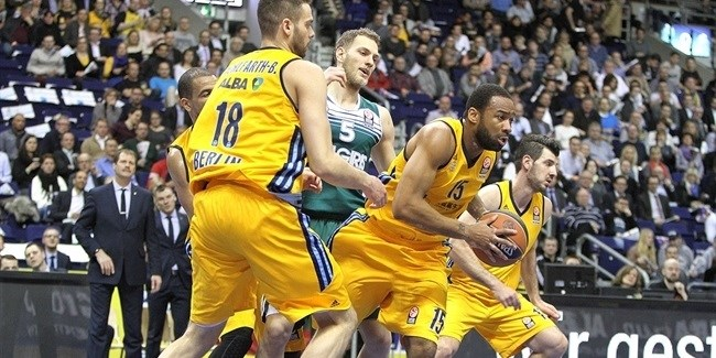 Top 16 Round 9 report: Redding stars as ALBA beats Zalgiris to climb in Group E