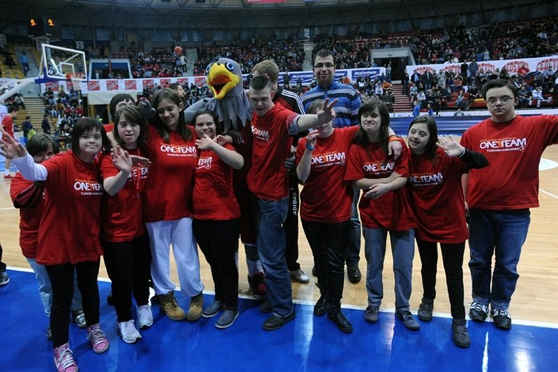 One Team - Cedevita Zagreb - EC14 (photo Cedevita)