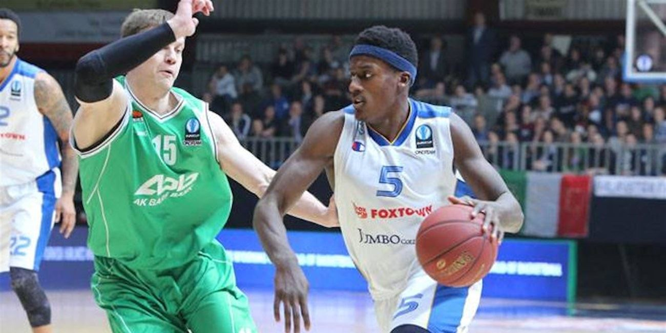 Eighthfinals Round 1 report: FoxTown Cantu 64-70 Unics Kazan
