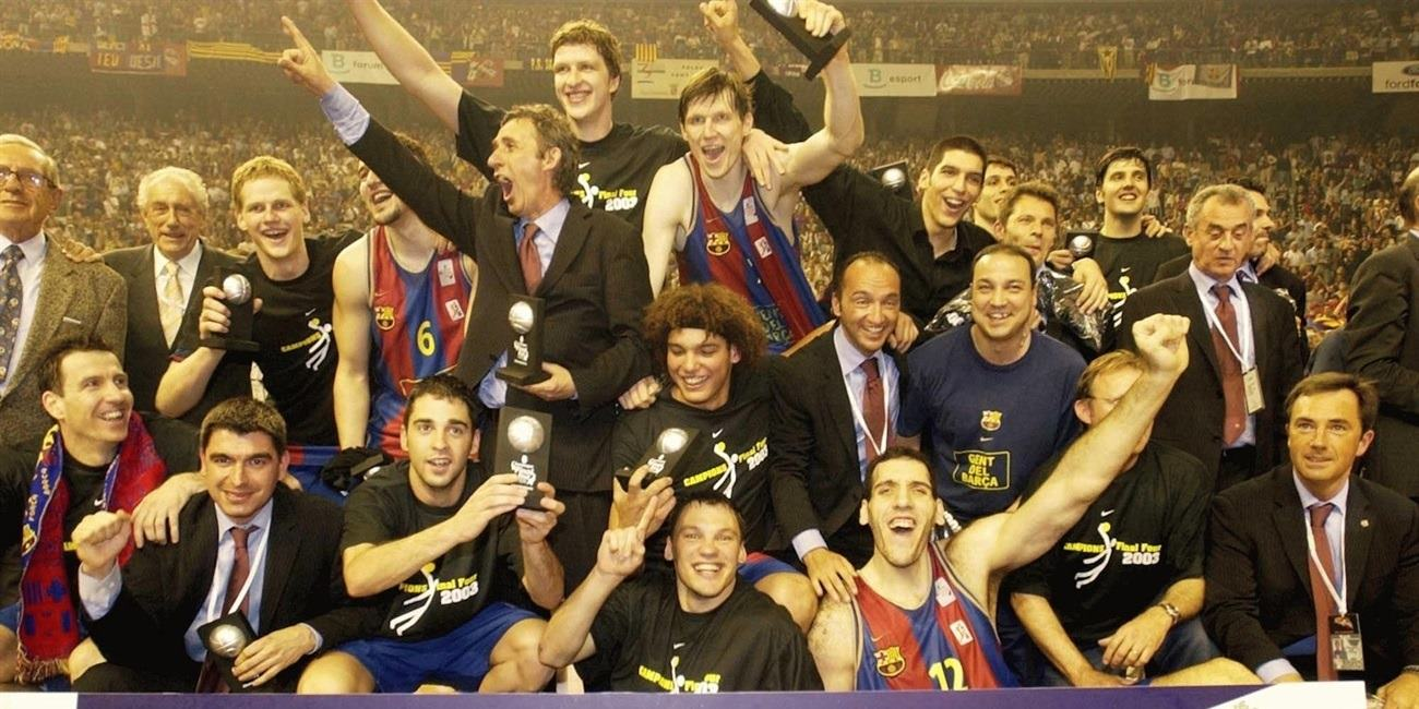 Barça ends 19 years of frustration!