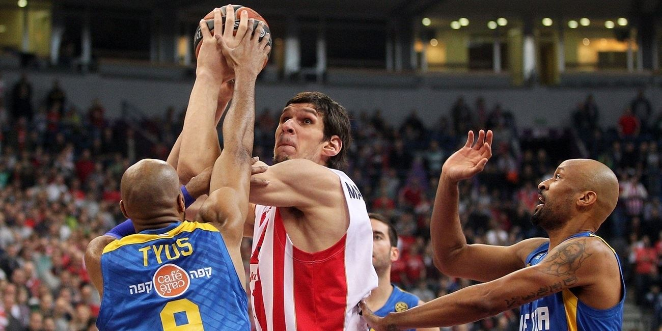 Top 16 Round 9 report: Zvezda uses 20-0 run to storm past Maccabi