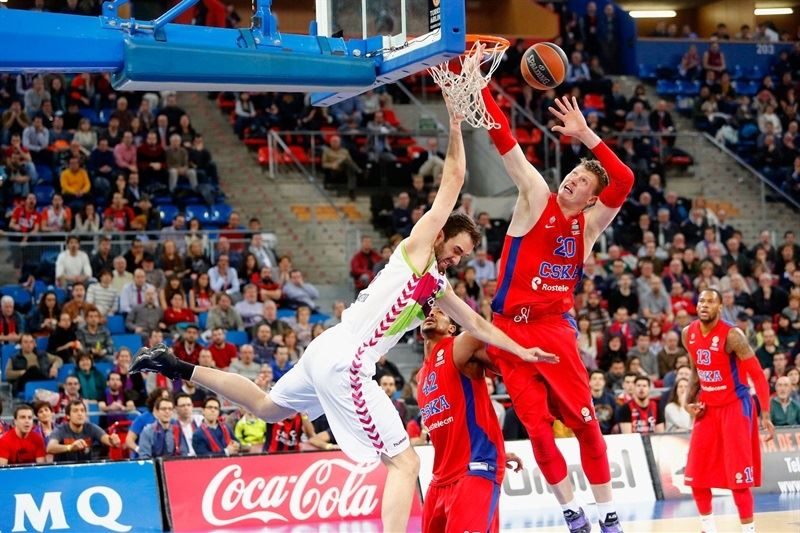 Andrey Vorontsevich - CSKA Moscow - EB14