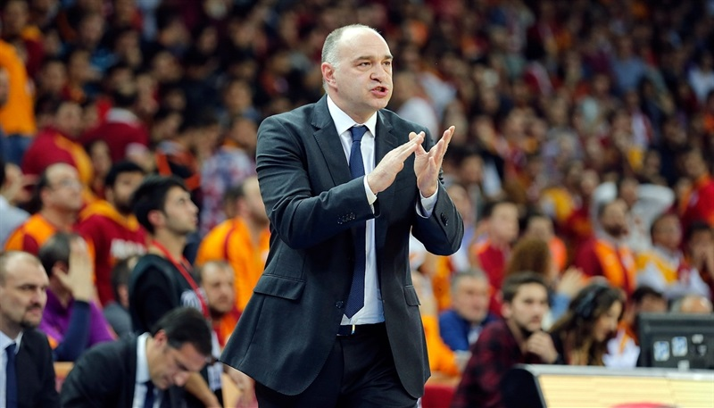 Pablo Laso - Real Madrid - EB14