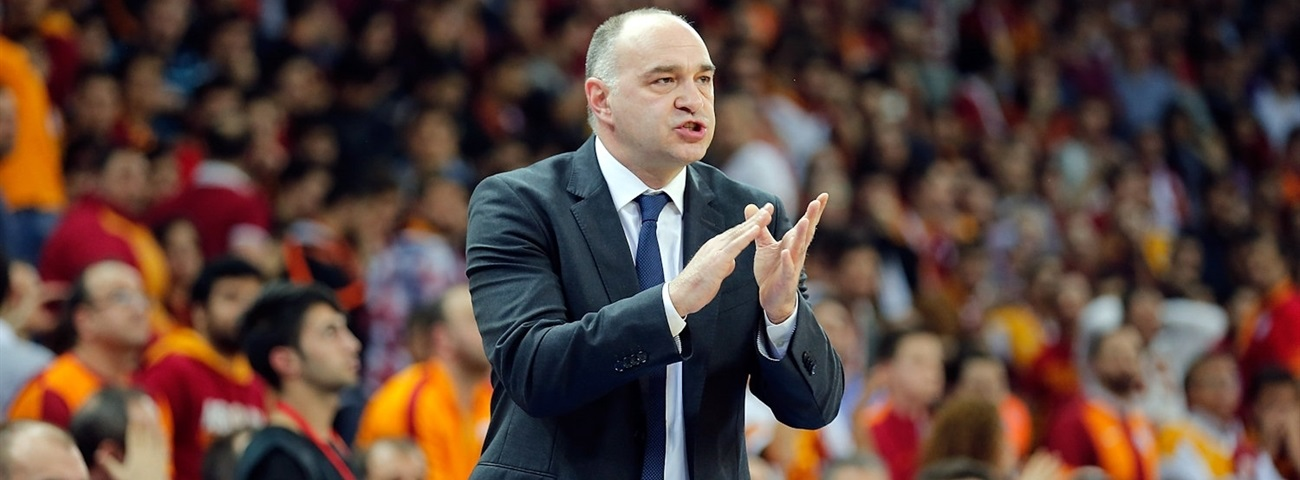 Head Coach: Pablo Laso, Real Madrid