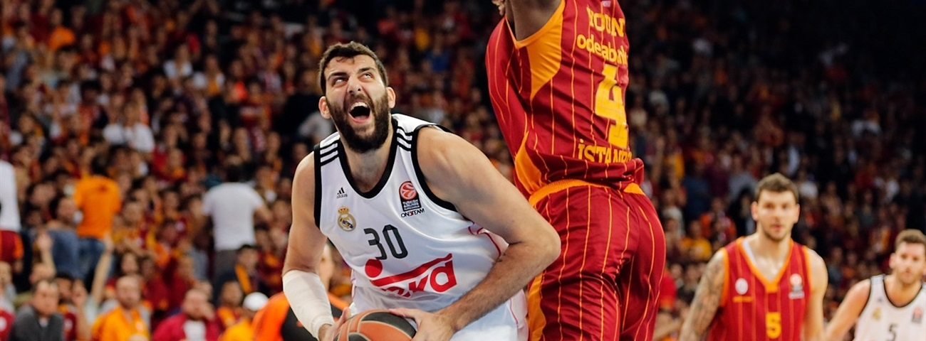 Laboral Kutxa gets bigger with Euroleague champ Bourousis