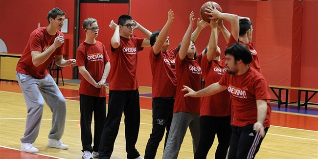 Cedevita rolls out One Team project in Zagreb