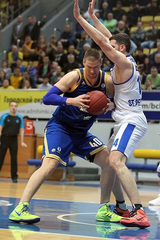 Paul Davis - Khimki Moscow Region - EC14 (photo Khimki - Nikolay Kondakov)