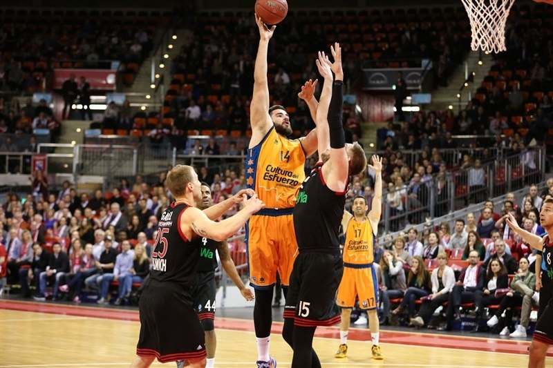 Bojan Dubljevic - Valencia Basket - EC14 (photo Irene Wepner)